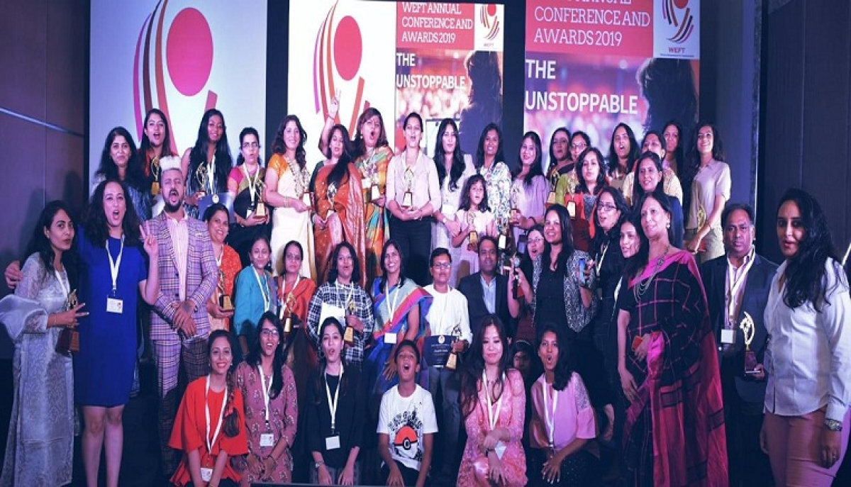 WEFT Annual Conference and Awards 2019 organized successfully