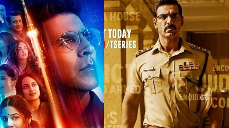 Box Office Clash: 'Mission Mangal' mints Rs 29.16 Cr, 'Batla House' earns Rs 14.59 Cr