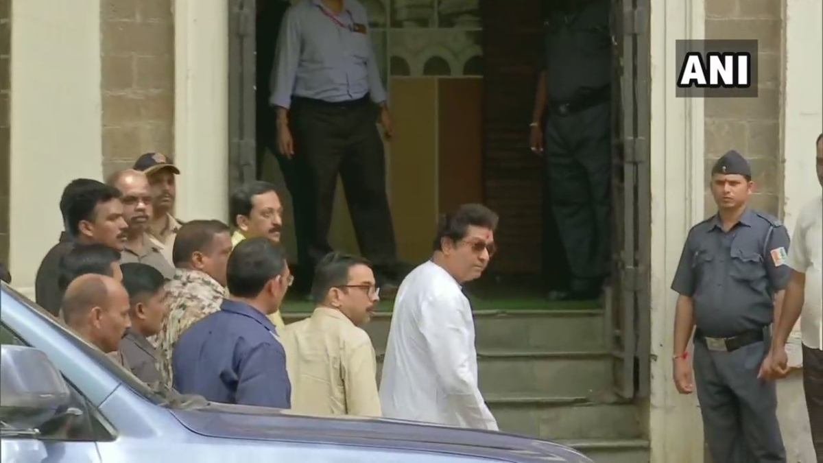 ED continues to grill Raj Thackeray in money laundering case