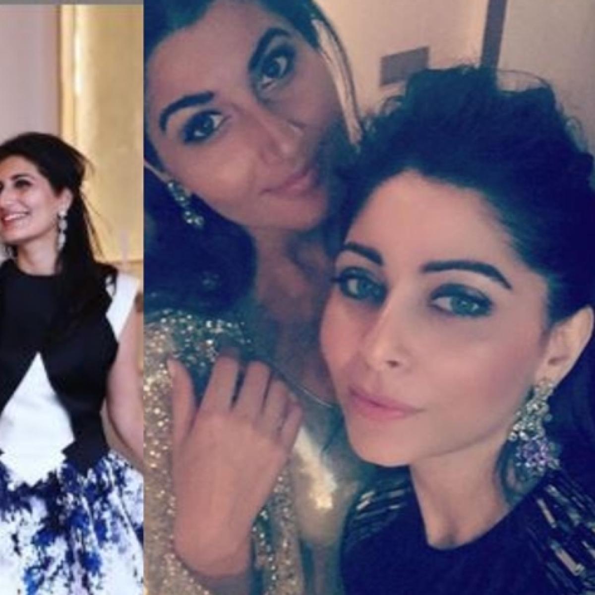 Baby Doll Singer Kanika Kapoor mourns her sister Annabel's sudden demise