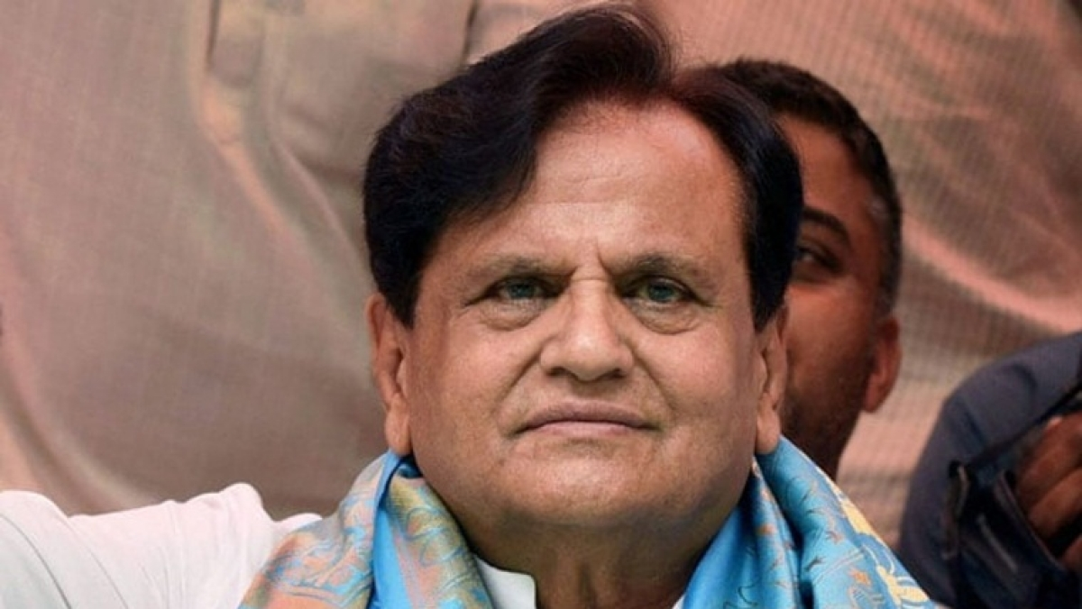 ED grills Ahmed Patel on bank fraud, money laundering