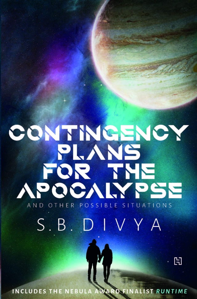 Contingency Plans for the Apocalypse to Dharmakshetra: The Great Trial after Kurukshetra: 4 books that are just out