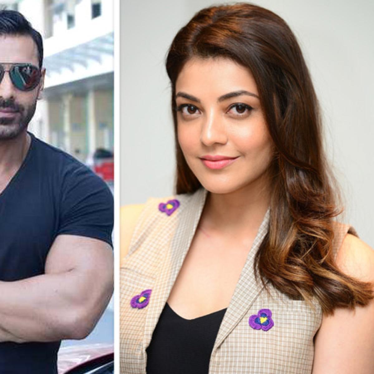 Mumbai Saga: John Abraham to romance 'Special 26' actress Kajal Aggarwal