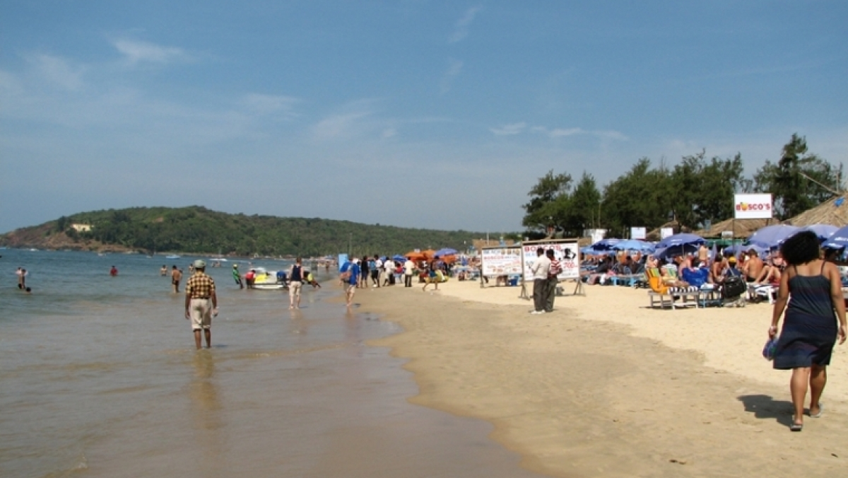 Calangute panchayat warns people over drinking on beaches