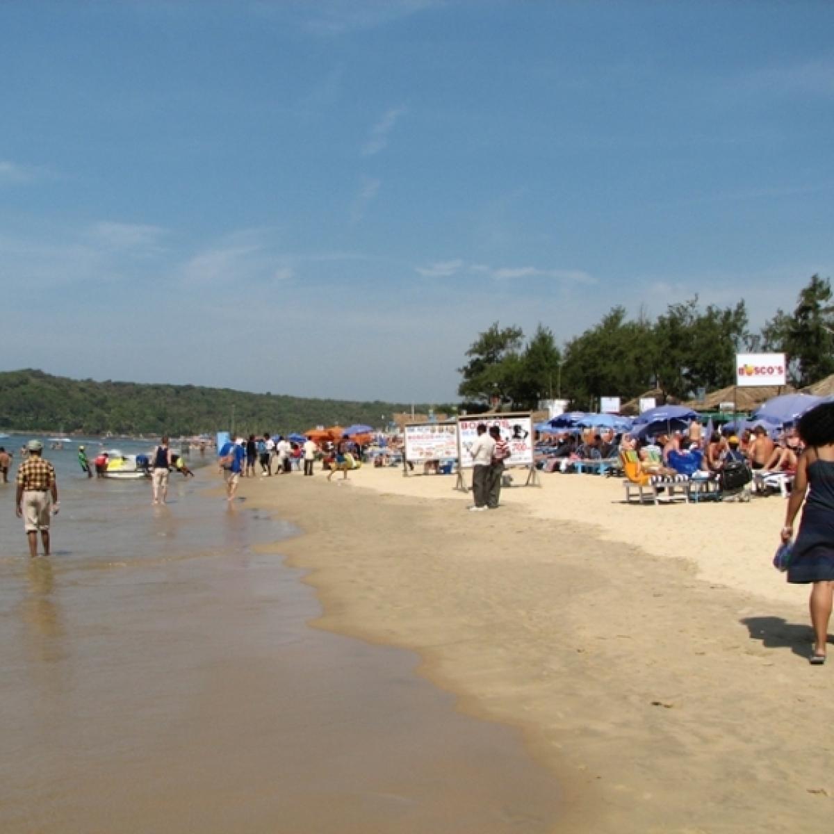 Calangute panchayat warns people over drinking on beaches