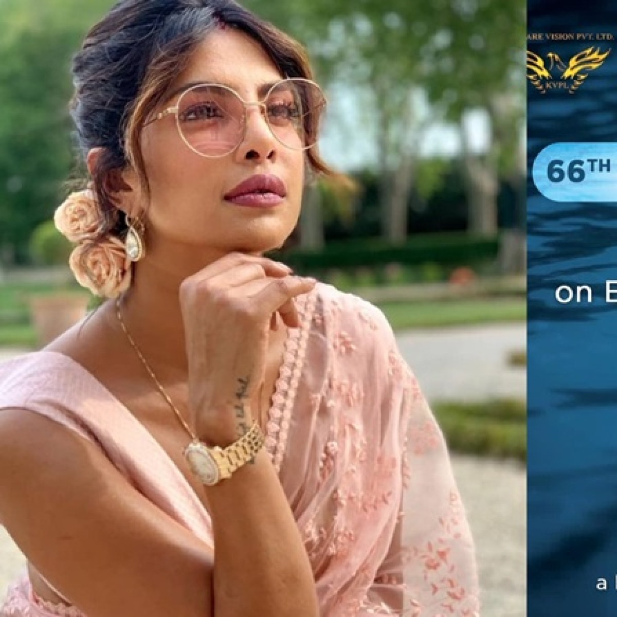 Priyanka Chopra gushes about 'Paani's National Award win, thanks team and mom Madhu Chopra