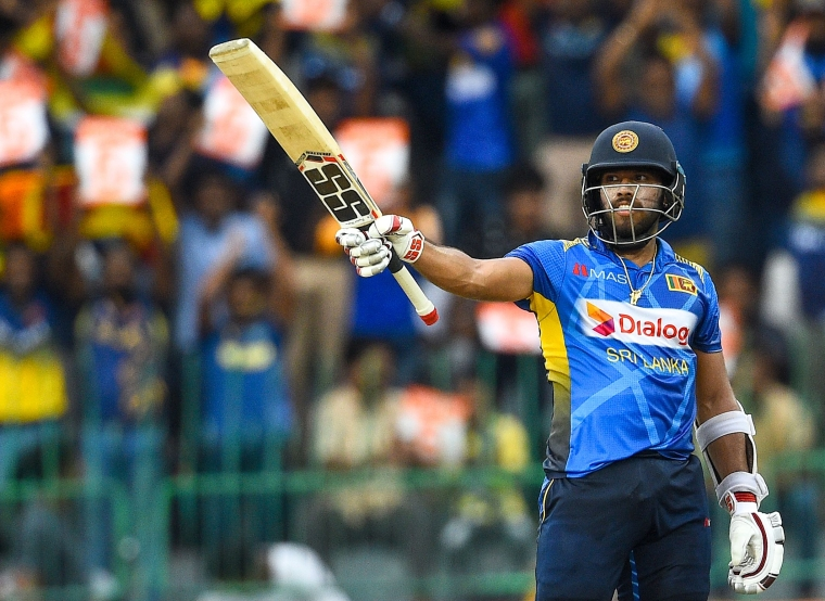 Kusal Mendis scored 54 runs from 58 deliveries which included five fours and one six.