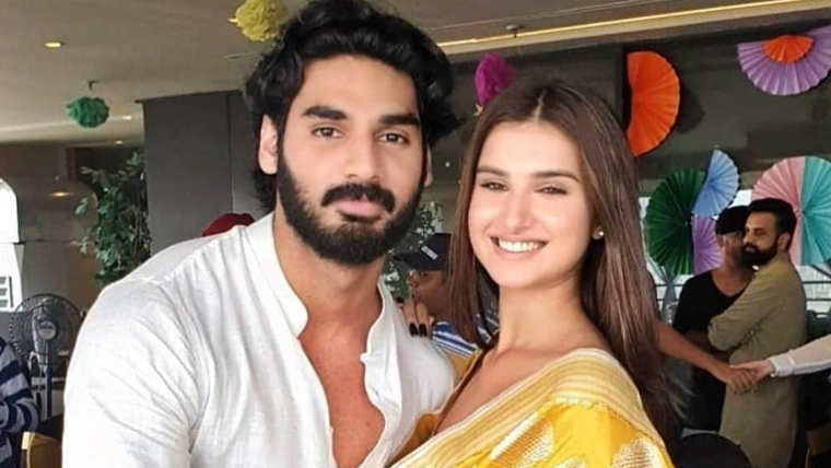 Ahan Shetty's debut film with Tara Sutaria 'RX100' goes on floors