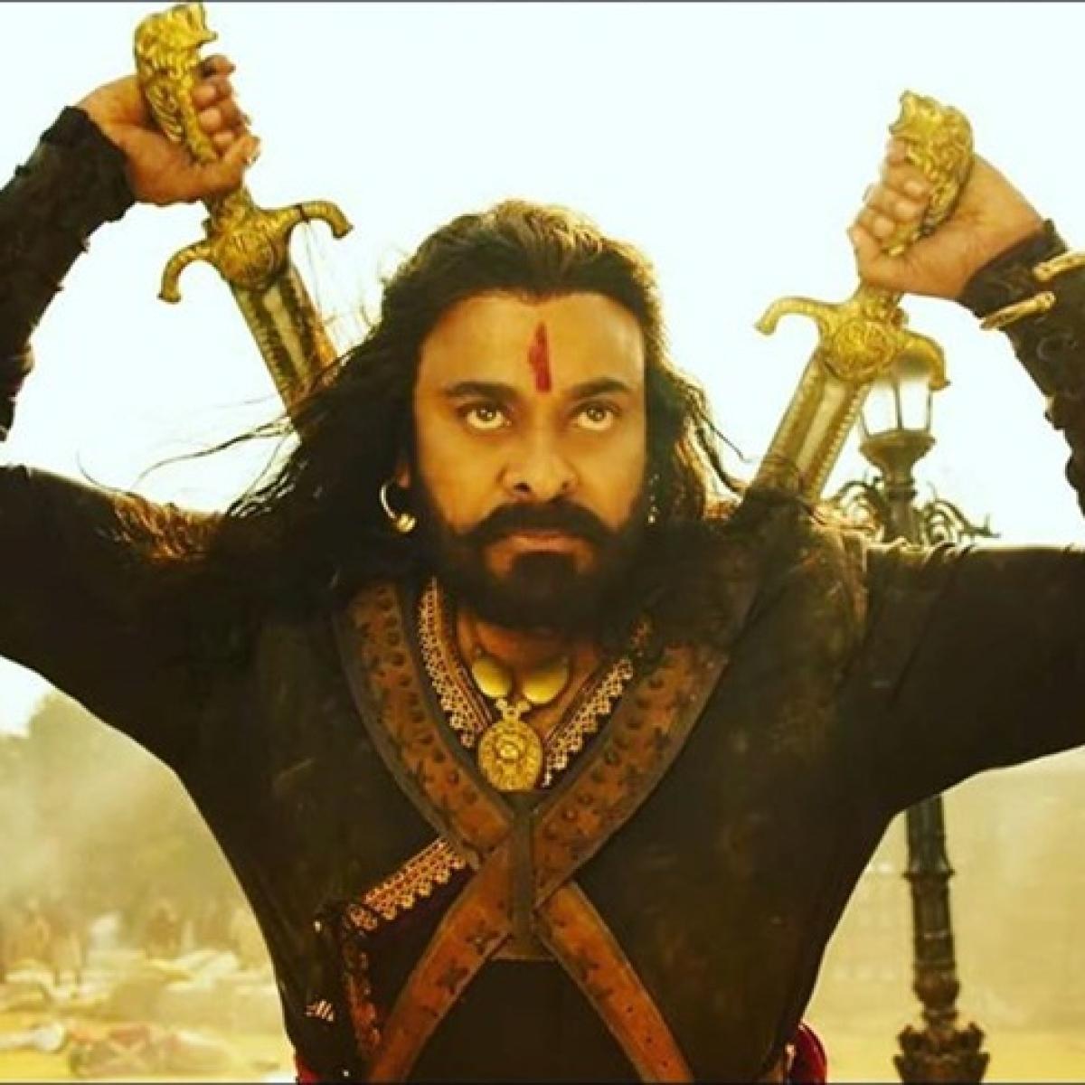 Chiranjeevi speaks on performing stunts for 'Sye Raa Narasimha Reddy'