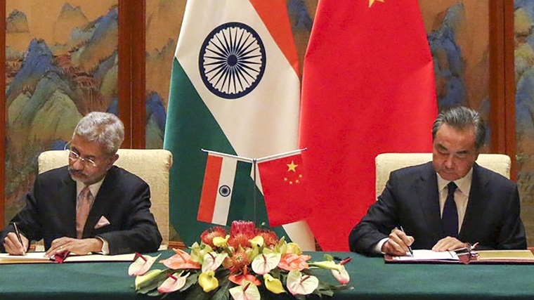 Decisions on Jammu and Kashmir internal matter; differences should not become disputes: India to China