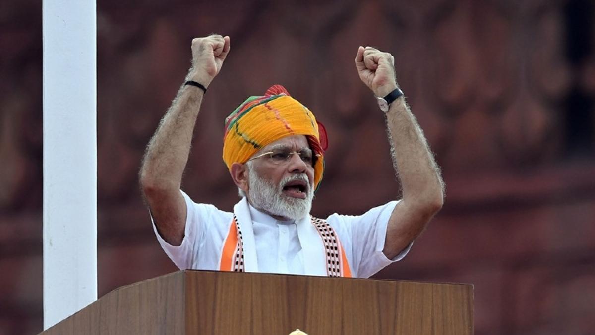 To combat malnutrition, PM Narendra Modi calls for observing September as 'Poshan Abhiyan'