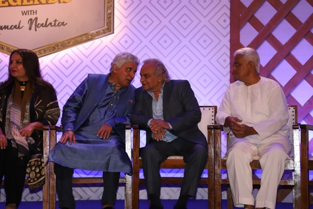 Javed Akhtar: The golden era can never be the present era