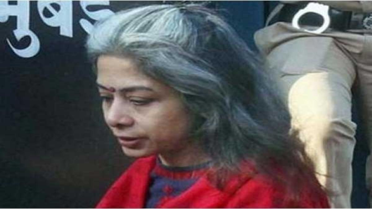 Indrani Mukerjea dubs Chidambaram's arrest as 'good news'