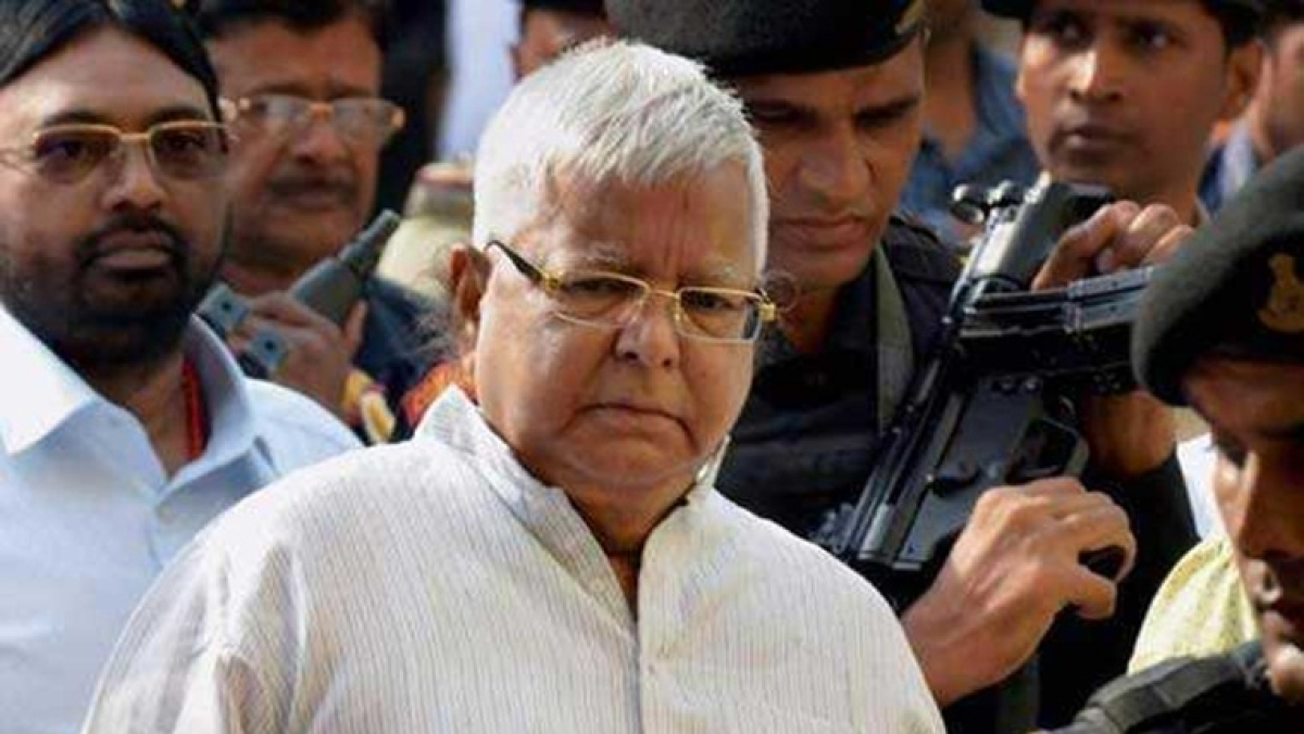 RJD chief Lalu Prasad Yadav shifted to Delhi AIIMS for treatment