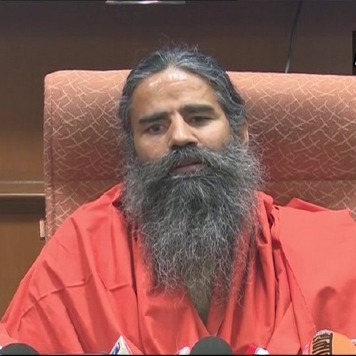 Baba Ramdev has a 'self-testing' method; says if you can hold your breath for a minute, you don't have COVID-19