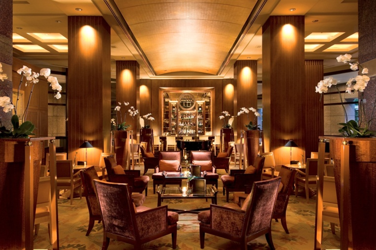 Conrad- Lobby Lounge