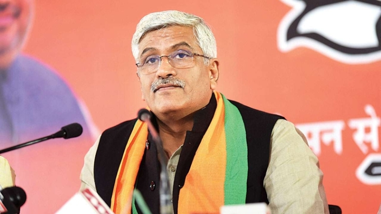 Stopping water to Pakistan is priority: Jal Shakti Minister Gajendra Singh Shekhawat