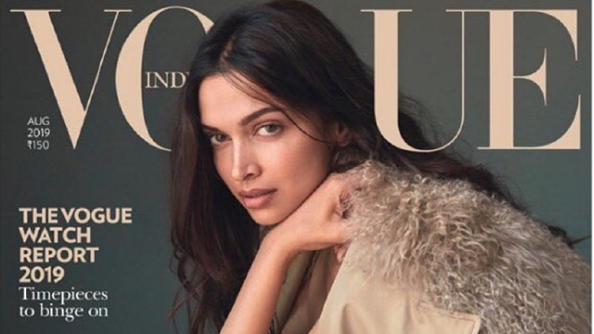 Deepika Padukone goes 'bareface' for the latest magazine cover, calls the look 'unfiltered'