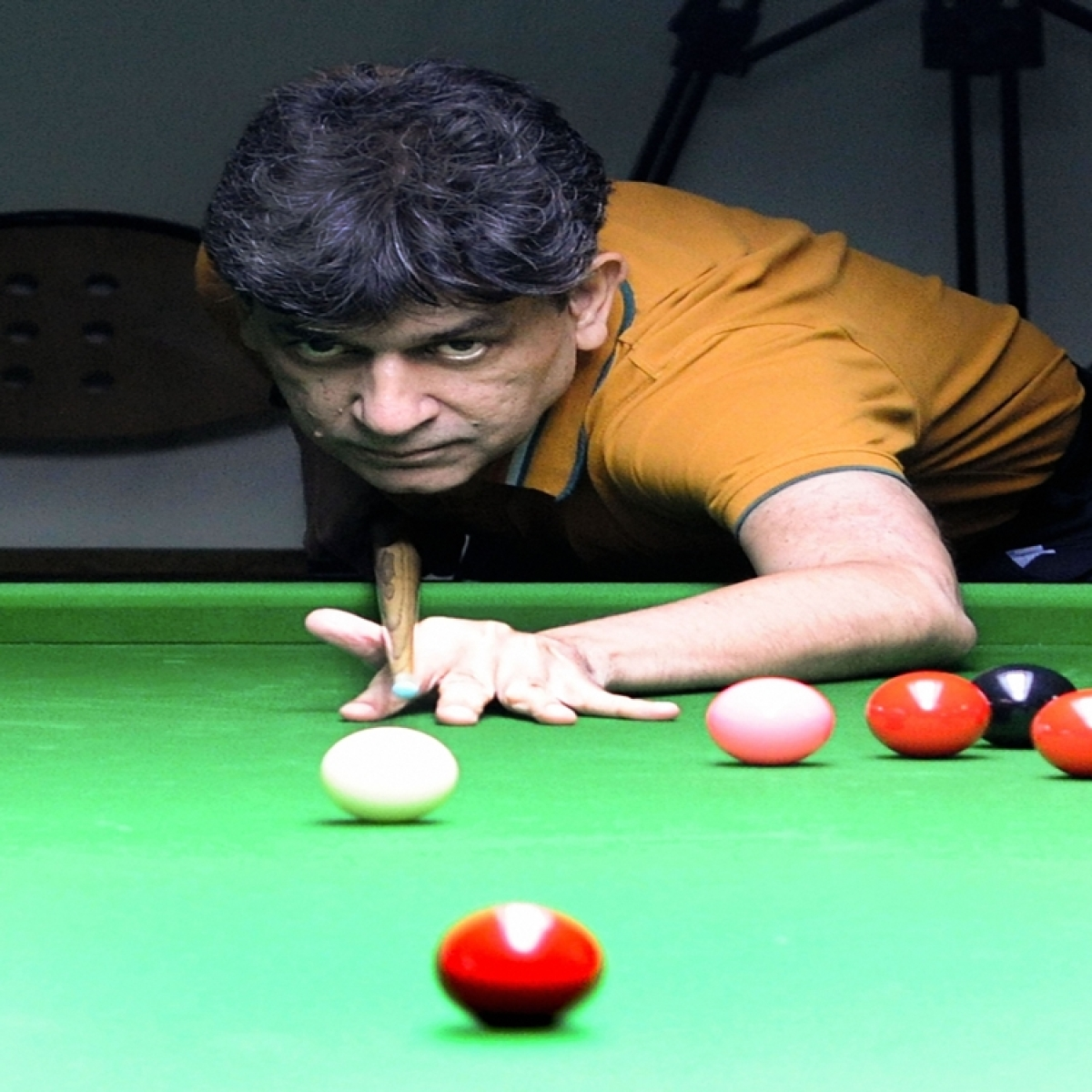 National Snooker Championship: In-form Alok Kumar, Geet Sethi on song