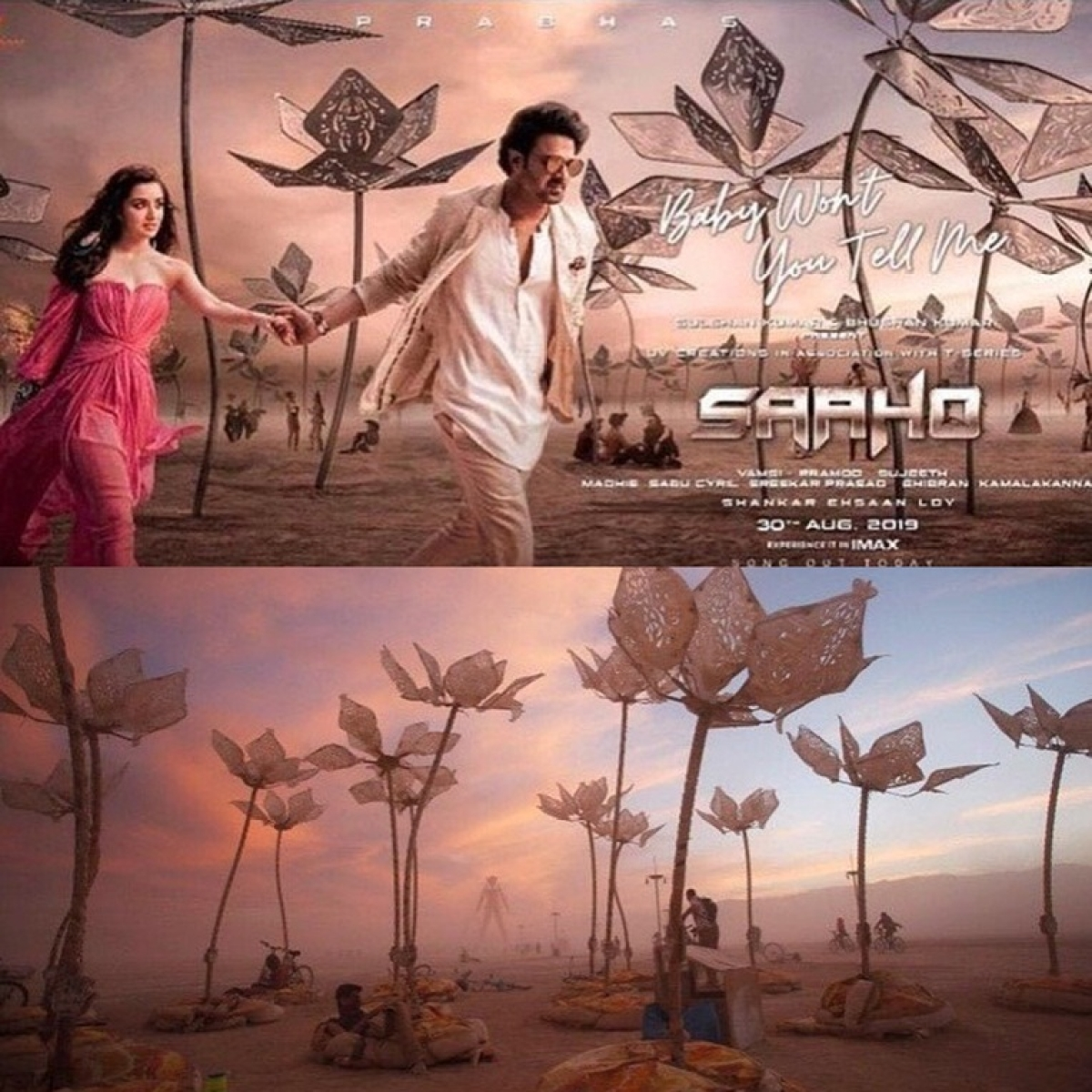 Lisa Ray accuses 'Saaho' makers for copying artwork of contemporary artist