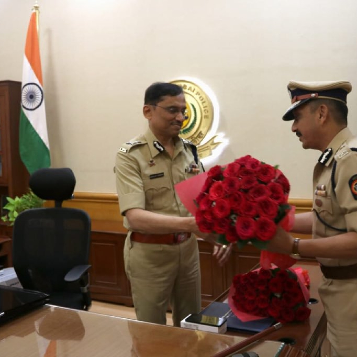 Mumbai police chief Sanjay Barve gets 3 months' extension ahead of Assembly polls