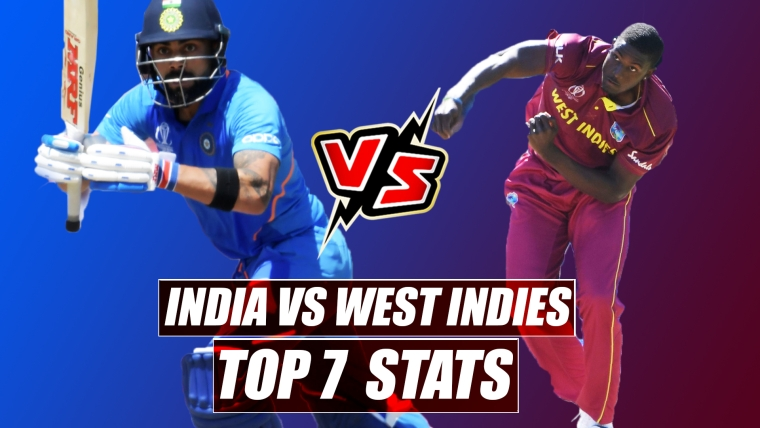 India Tour Of  West Indies 2019: Top 7 Interesting Stats Ahead Of T20I Series