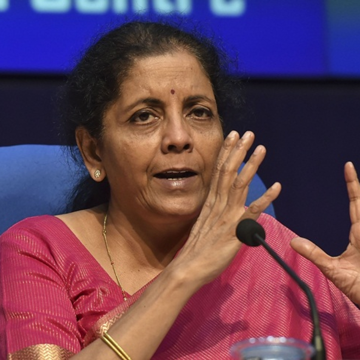 Business failures should not be looked down upon: FM Nirmala Sitharaman on CCD founder VG Siddhartha's death