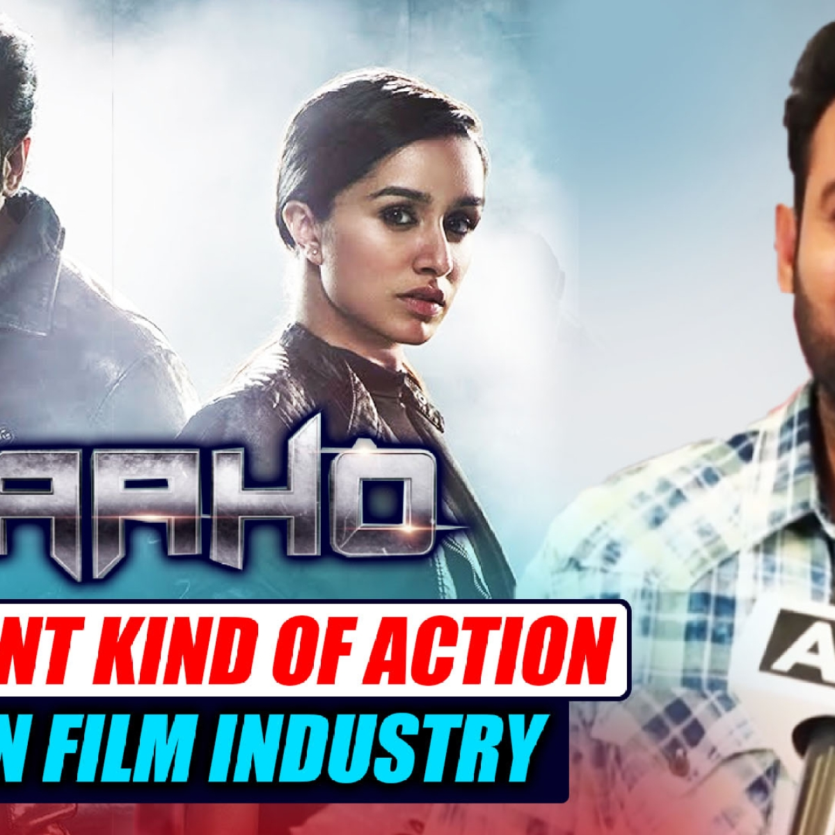 SAAHO Star Prabhas: We Tried To Give Different Kind Of Action Film For Indian Film Industry