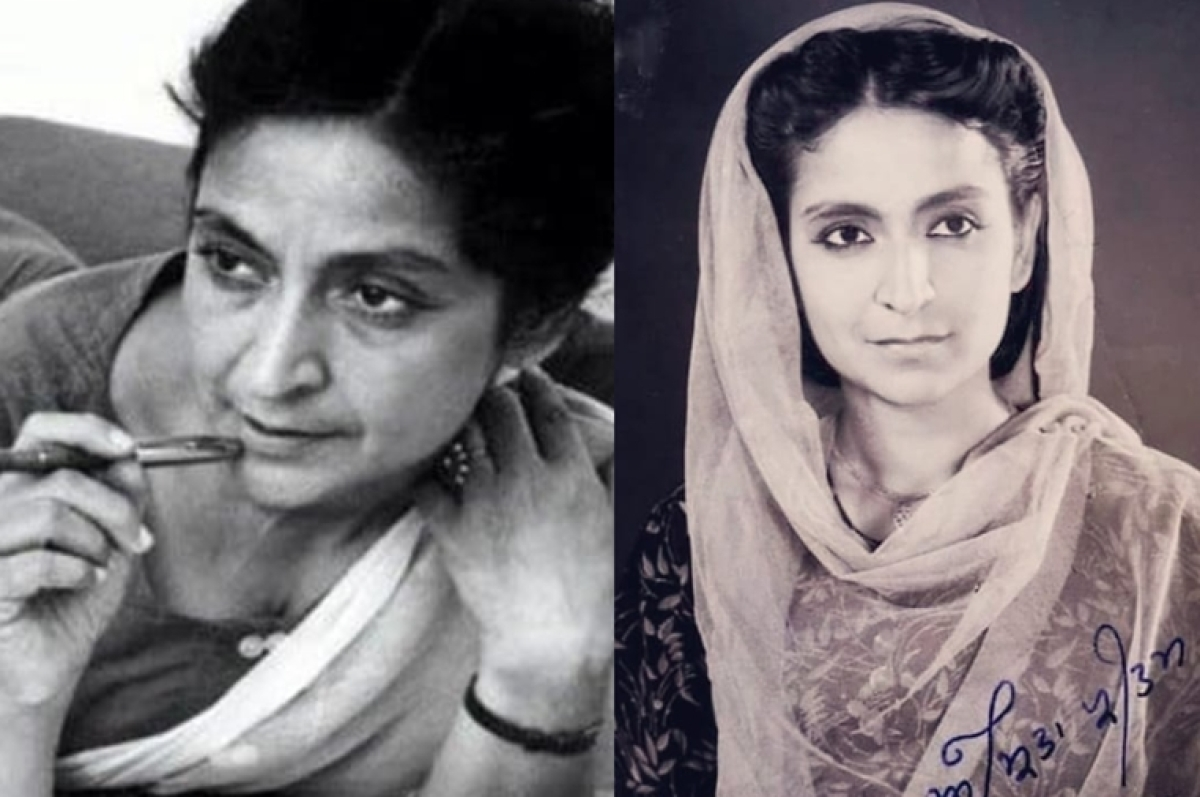 Google honours Punjabi writer Amrita Pritam with doodle on 100th Birth Anniversary