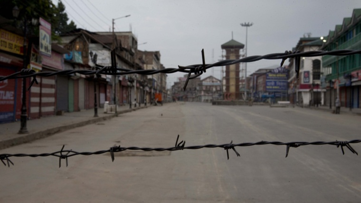 Jammu and Kashmir reorganised into two UTs to curb terrorism: Government