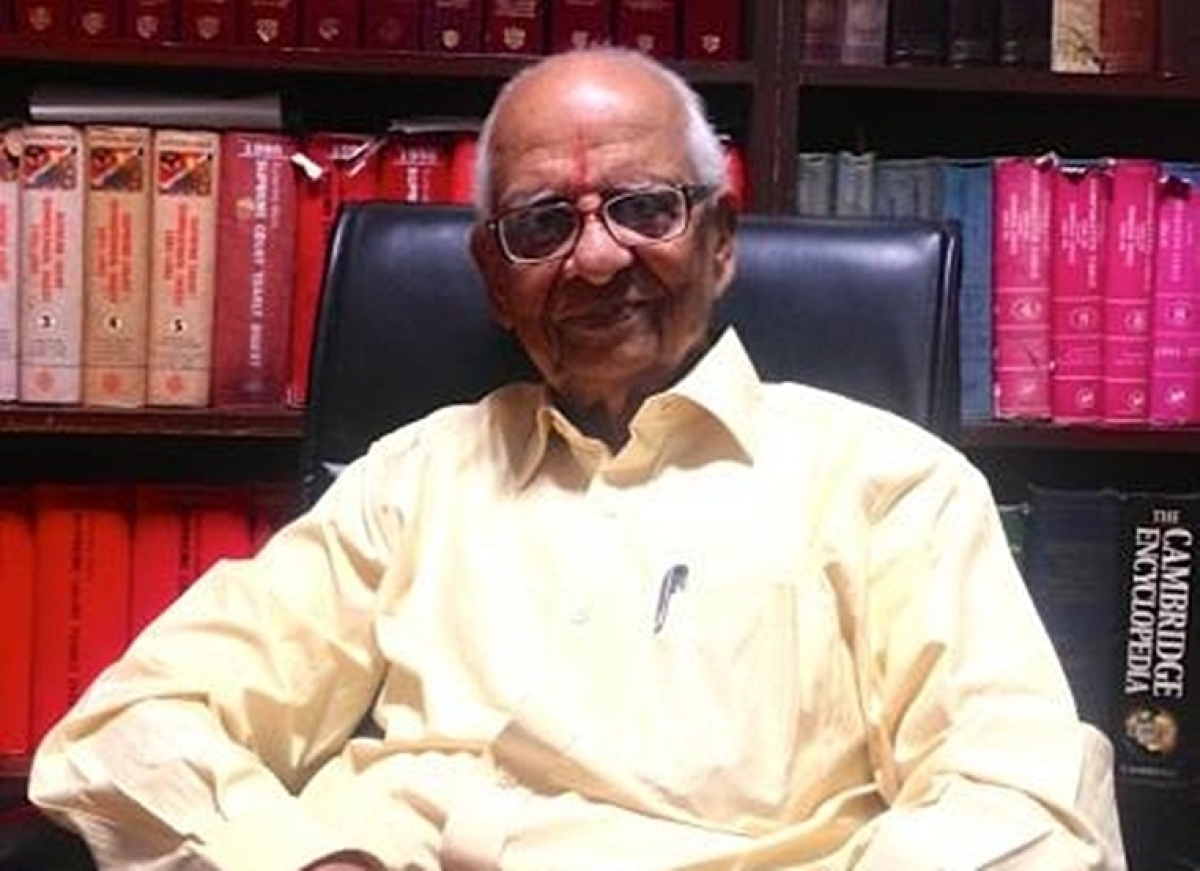 Meet senior advocate K. Parasarana, the 92-year-old counsel for Ram Lalla Virajman in Ayodhya case
