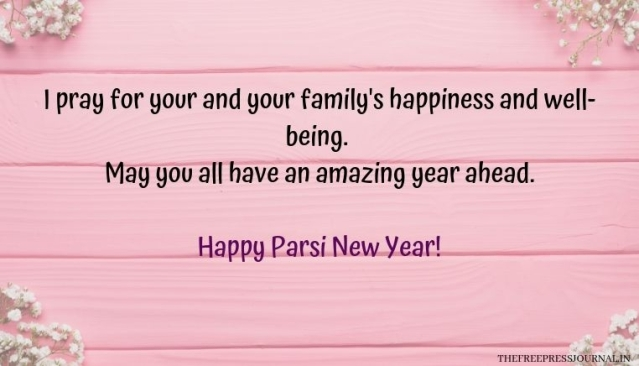 Parsi New Year 2019: Wishes, greetings, images to share on SMS, WhatsApp, Facebook and Instagram