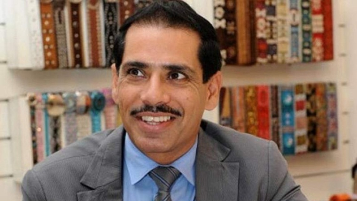 Robert Vadra wishes mother-in-law Sonia Gandhi, says her experience will help Congress