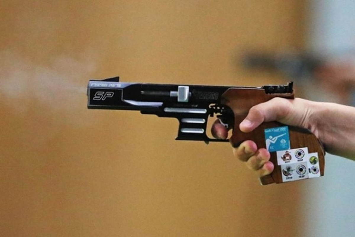 MP shooters bag 6 medals in Shooting Championship
