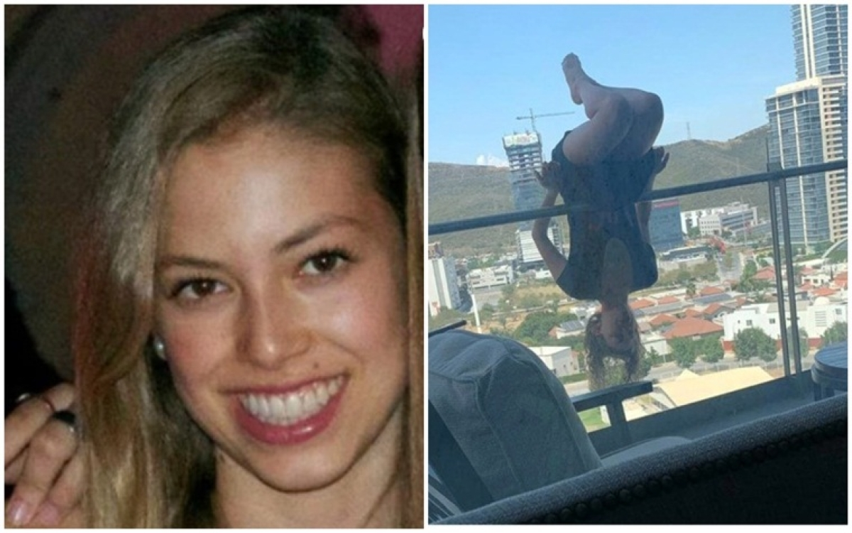 College student survives 80 feet fall from her balcony while practicing yoga