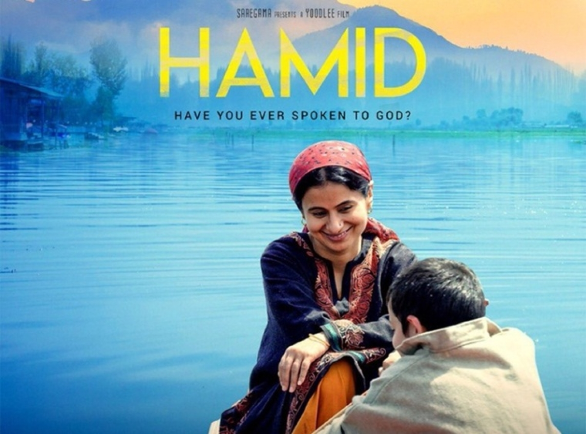 """""""Hamid"""" director Aijaz Khan unable to share winning moment with child protagonist"""