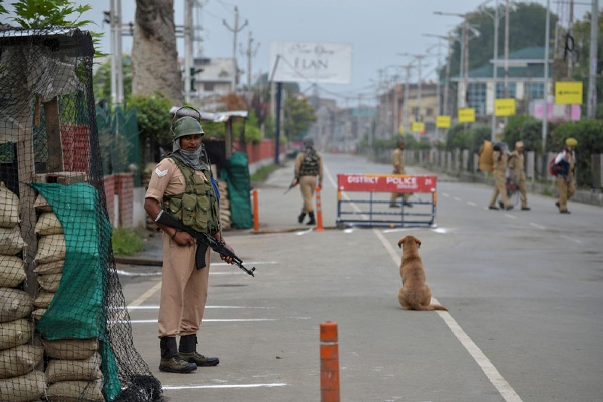 Independence Day under gun shadow in Srinagar