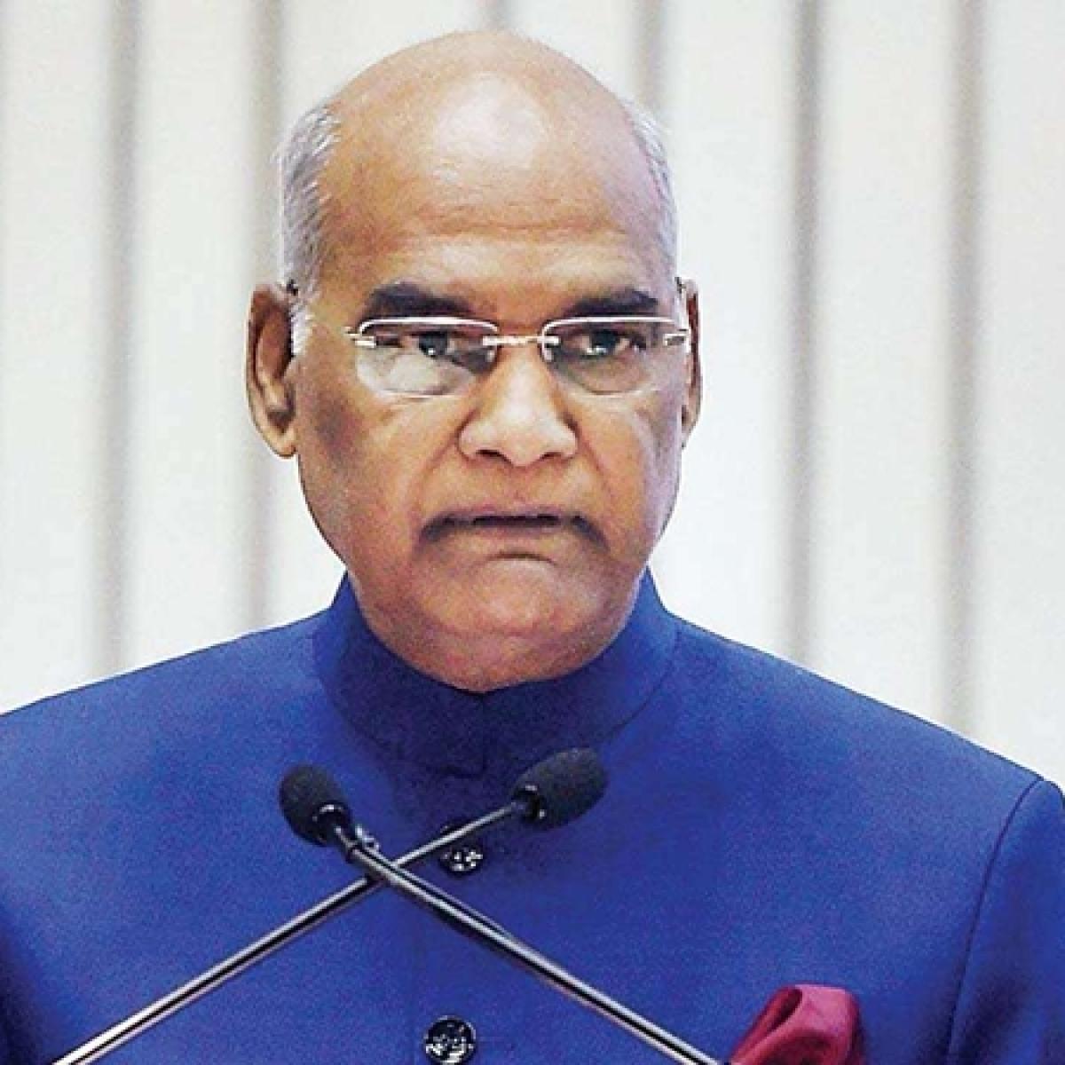 Indian Constitution to apply in Jammu and Kashmir: President Ram Nath Kovind order