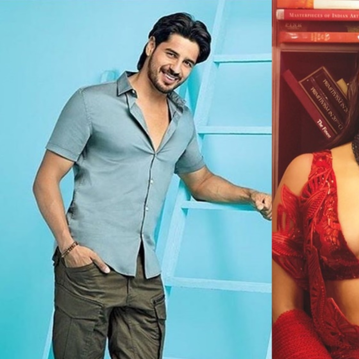Kiara Advani is first on Sidharth Malhotra's date list, says wants to hook up with her