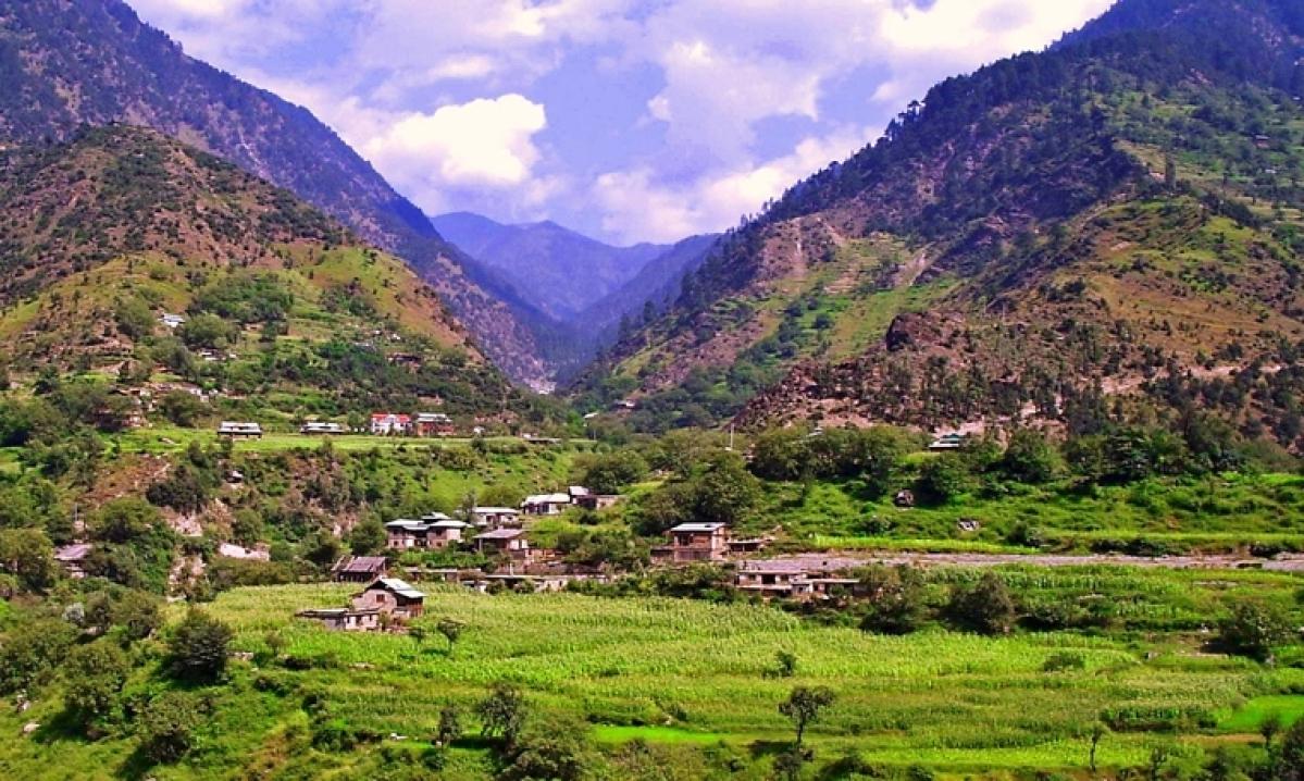 Carol Andrade: Why Kashmir's very name makes me sad