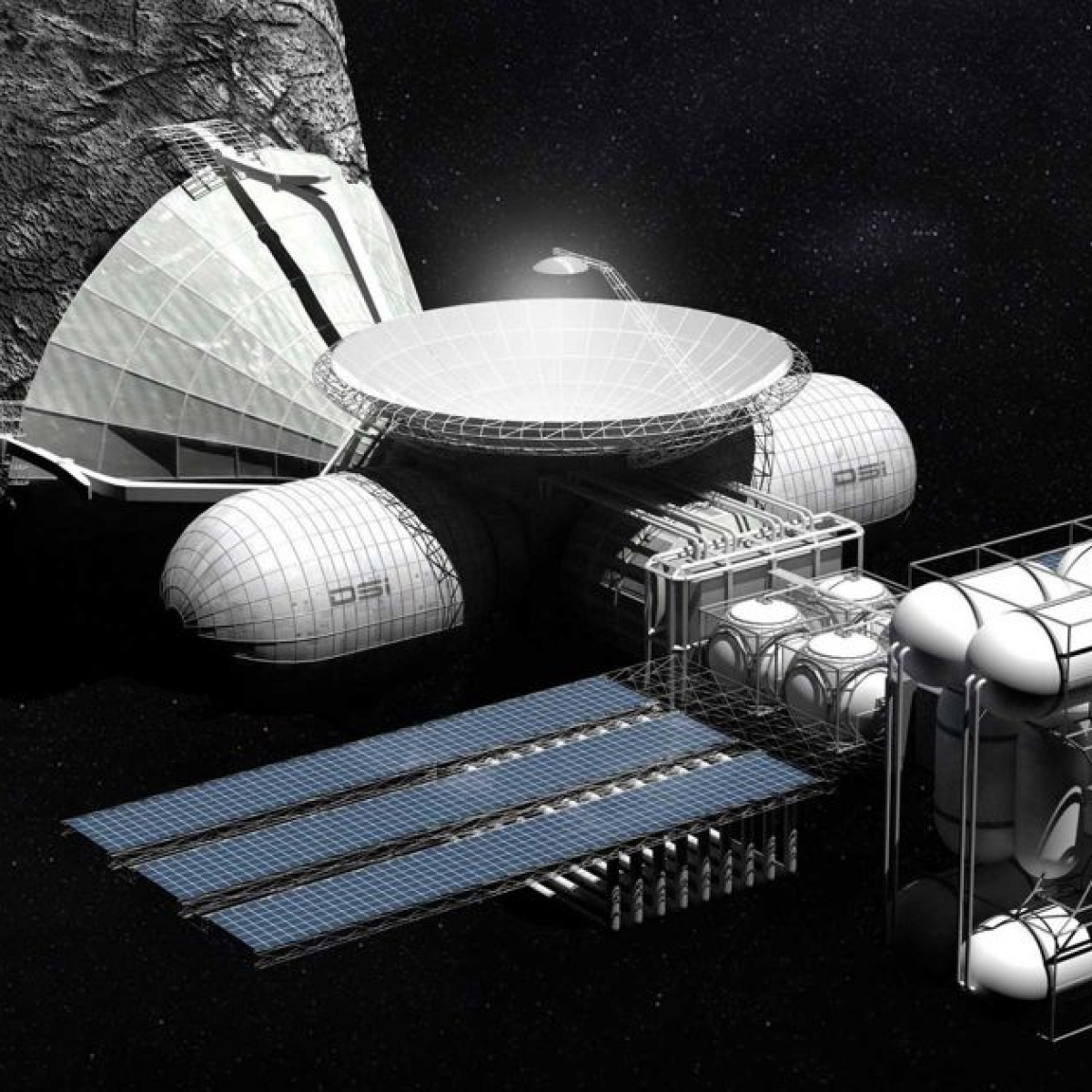 Luxembourg aims to become 'silicon valley' of asteroid mining, what exactly is it?