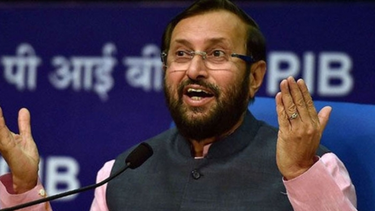 Criticizing abolishment of article 370 with different voice leads to directionless politics- Union minister Prakash Javadekar
