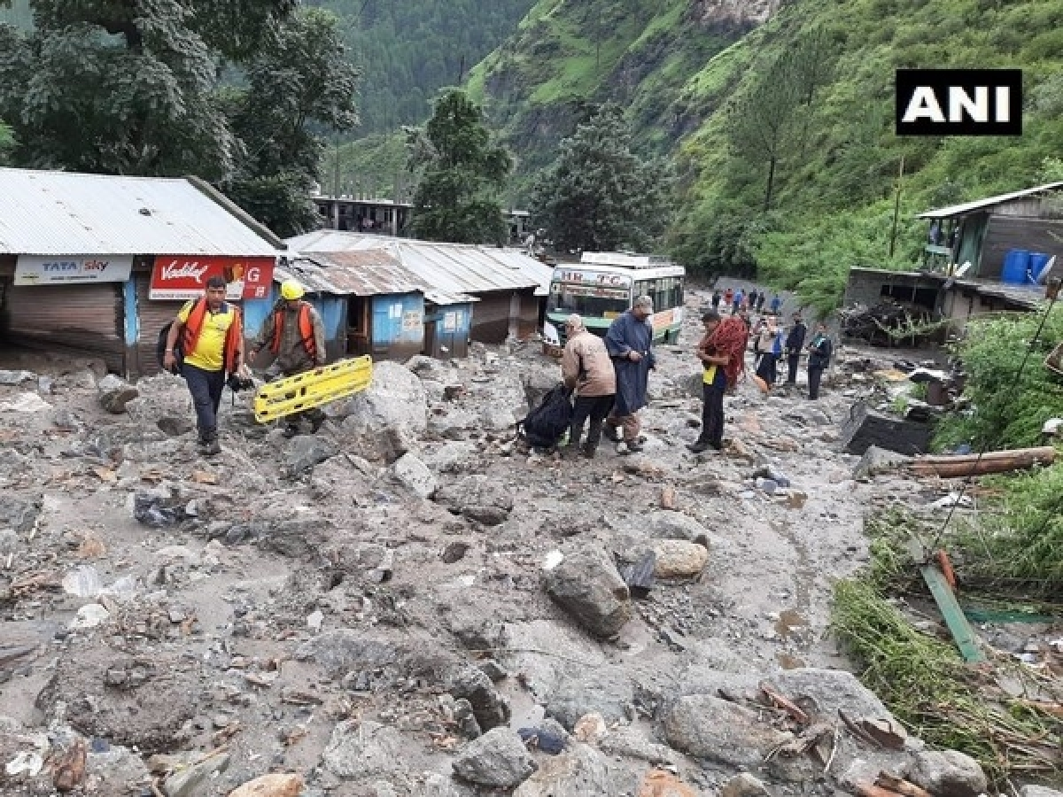 Death toll rises to 17 in Uttarkashi cloudburst, SDRF launches rescue operation