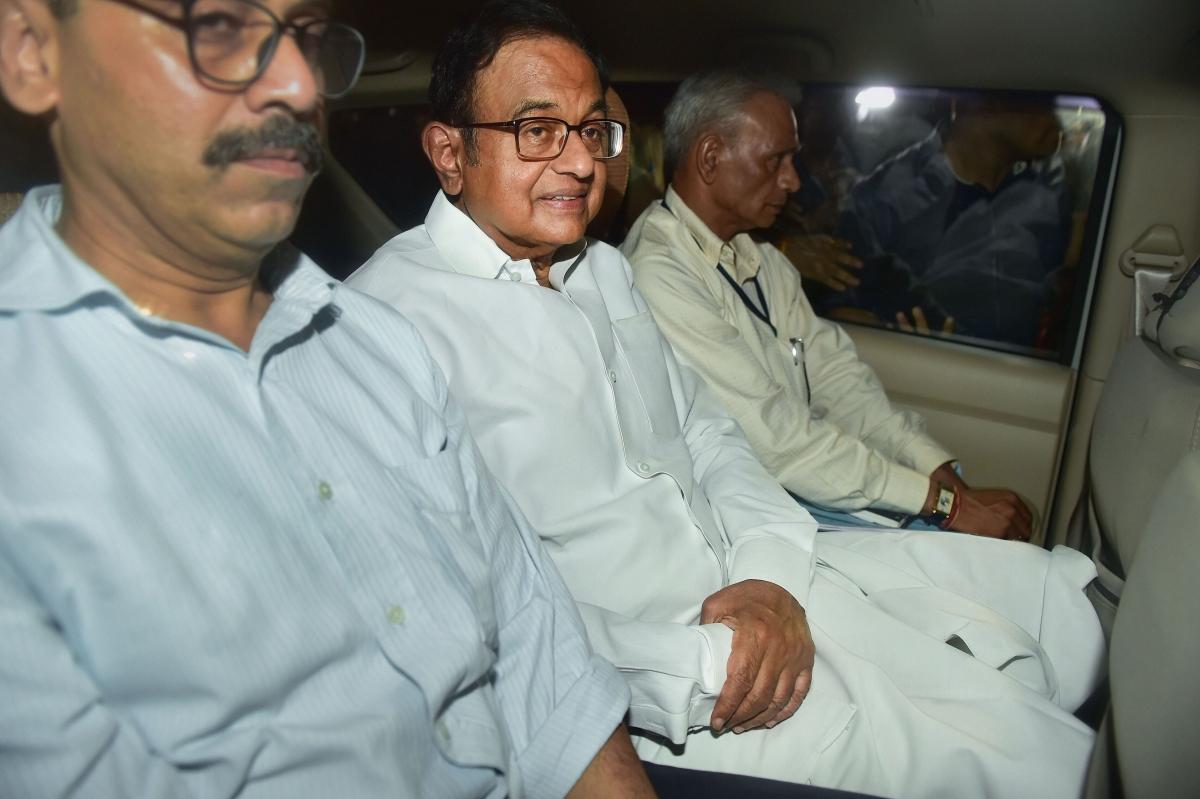 INX Media case: Chidambaram spends night at CBI headquarter which he inaugurated in 2011