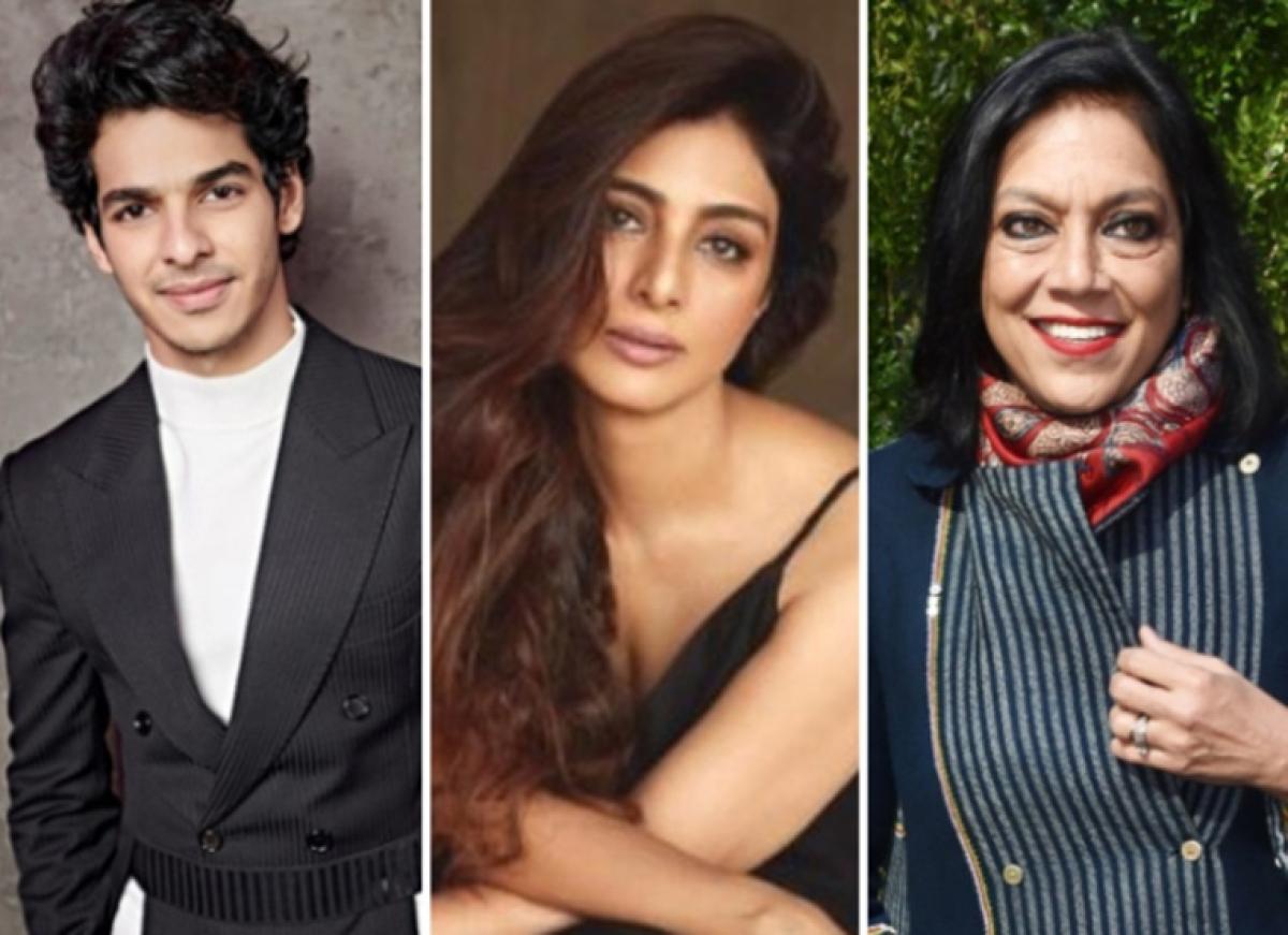 Ishaan Khatter to star in Mira Nair's adaptation of 'A Suitable Boy' alongside Tabu