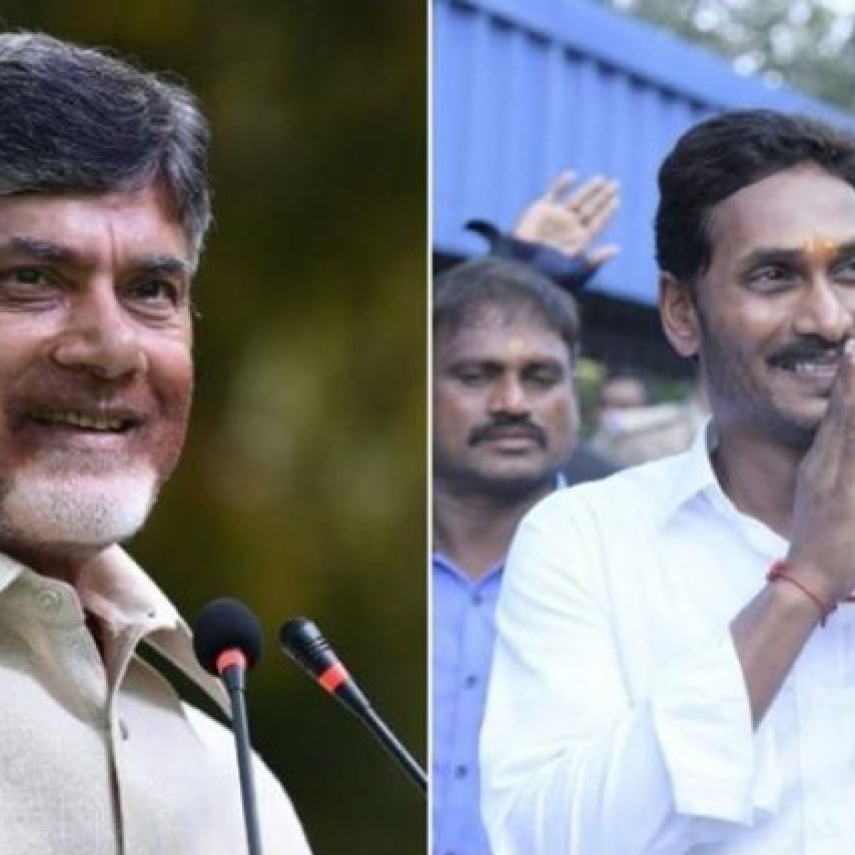 YSRCP accuses previous Andhra government of insider trading, TDP refutes allegations