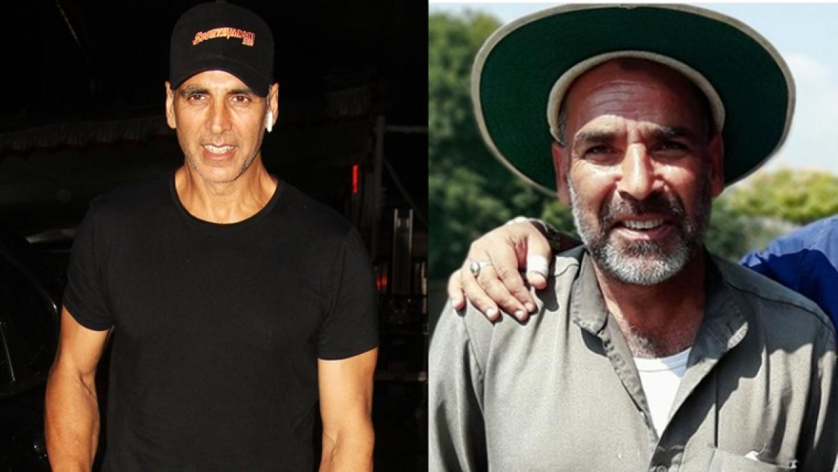 Netizens have found Akshay Kumar's doppelganger in Kashmir, see pic