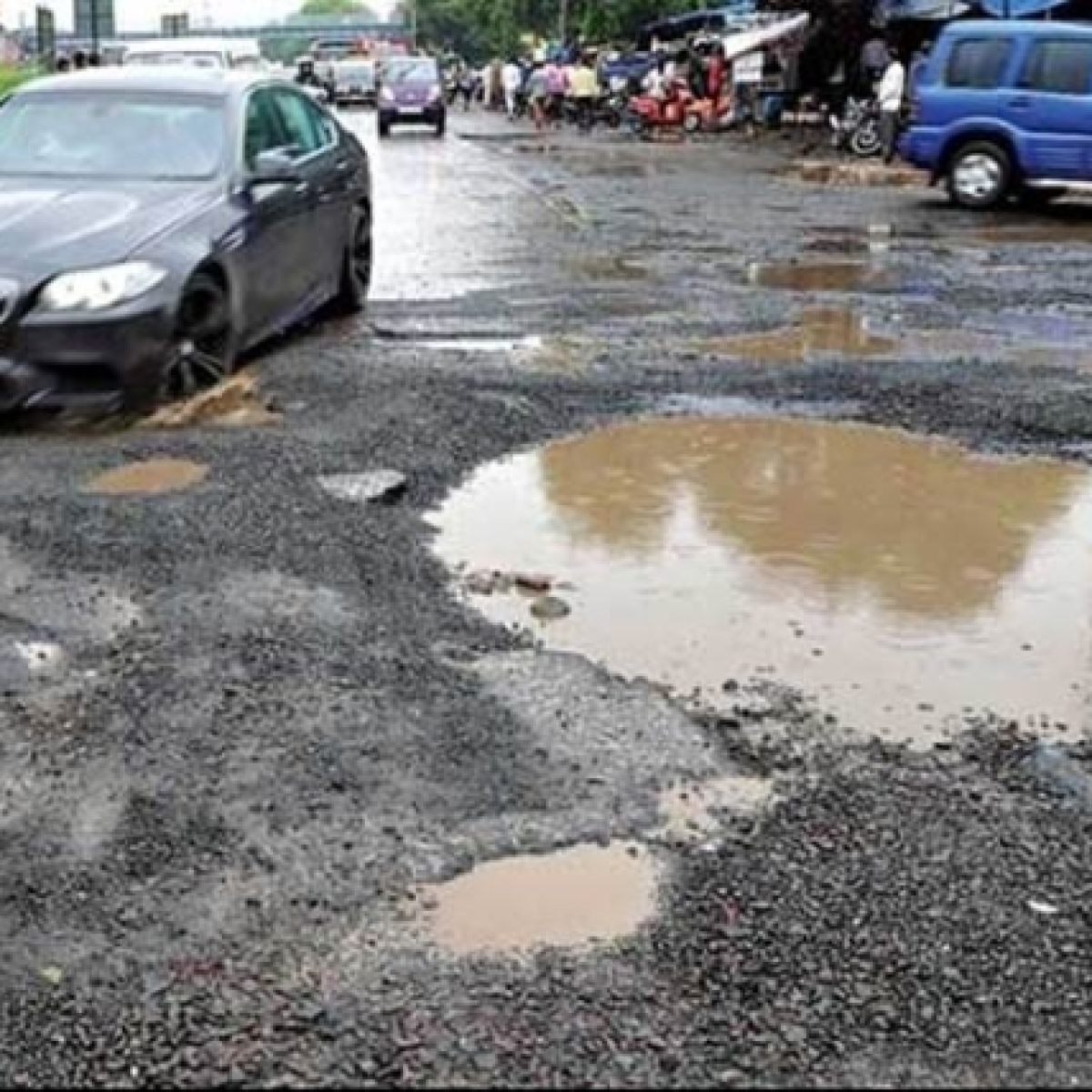 BMC has spent Rs 17,000 on every pothole it repaired in Mumbai: Report