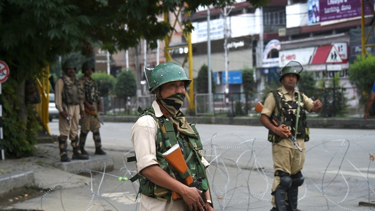 Situation in Jammu and Kashmir normal so far: J-K Police