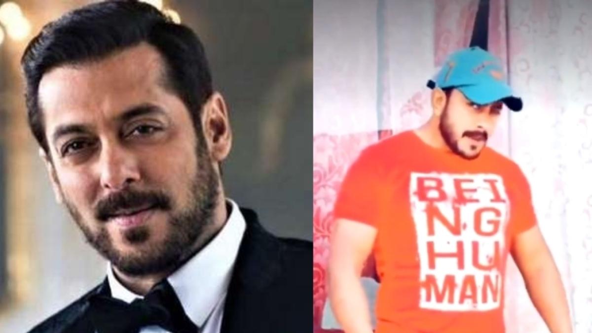 TikTok's Salman Khan has his own fan base; netizens shook by resemblance